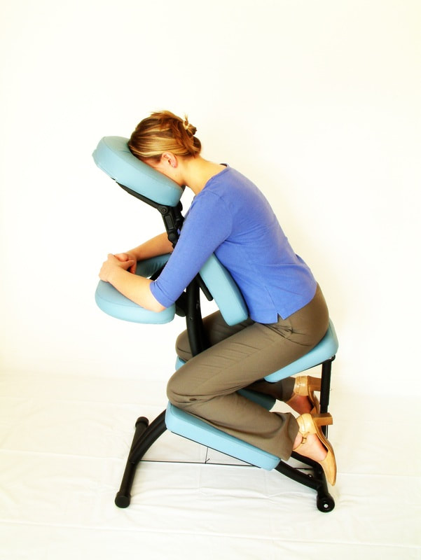 Chair Massage, Work Massage, Bend Oregon 97701